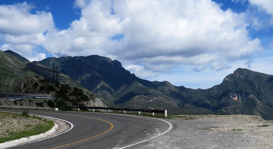 Auf dem Weg zur Seirra - Die Sierra Gorda - Das grüne Juwel im Herzen Mexikos