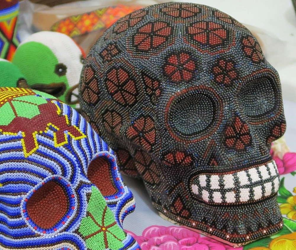 Huicholes Skulls - Mexiko - Eins der schönsten Reiseländer überhaupt