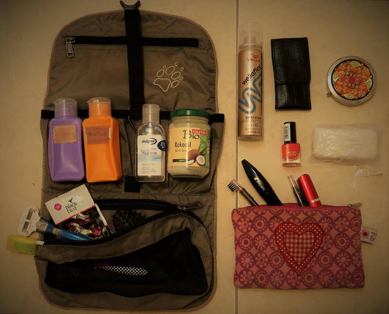 Packliste Hygiene - Backpacking Mexiko - Die ultimative Packliste