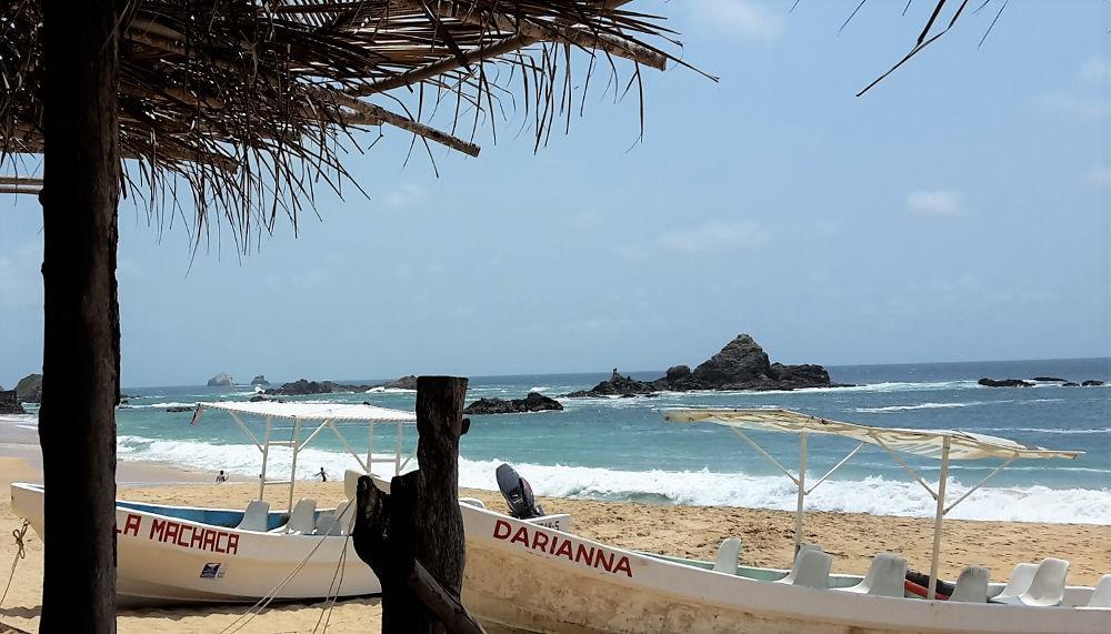 StrandMazunte - Mexiko - Eins der schönsten Reiseländer überhaupt