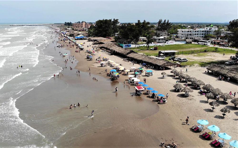 Drone Teculutla - Veracruz - Auf den Spuren der Vanille in Papantla
