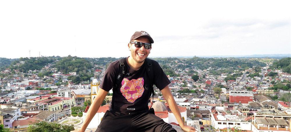 Papantla Cityview Cesar web - Veracruz - Auf den Spuren der Vanille in Papantla