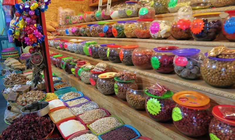Markt Oaxaca - Du willst in Mexiko leben, aber dir hier keinen Job suchen? So geht's!