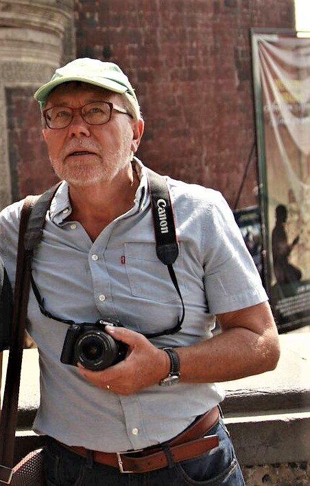 Peter Huscher e1525659654241 - Deutsche in Mexiko #2 - Peter aus Guanajuato