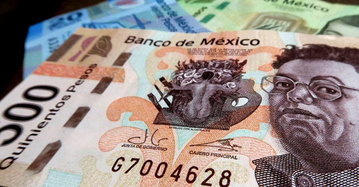 pesos - Backpacking Mexico - Planung, Vorbereitung, Organisation