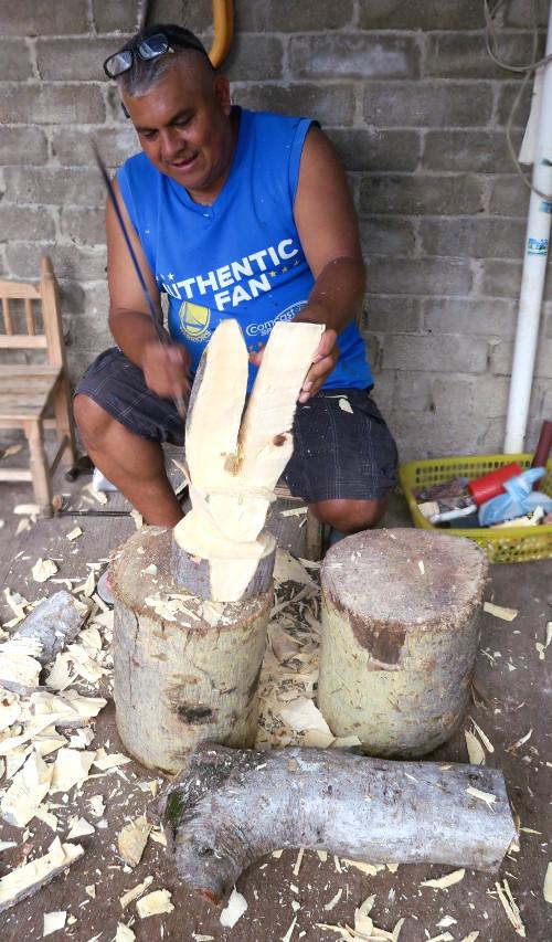 Arsenio Morales schnitzen - Alebrijes aus Arrazola - Wo Träume Wirklichkeit werden
