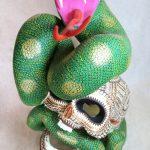 Schlange 150x150 - Alebrijes aus Arrazola - Wo Träume Wirklichkeit werden