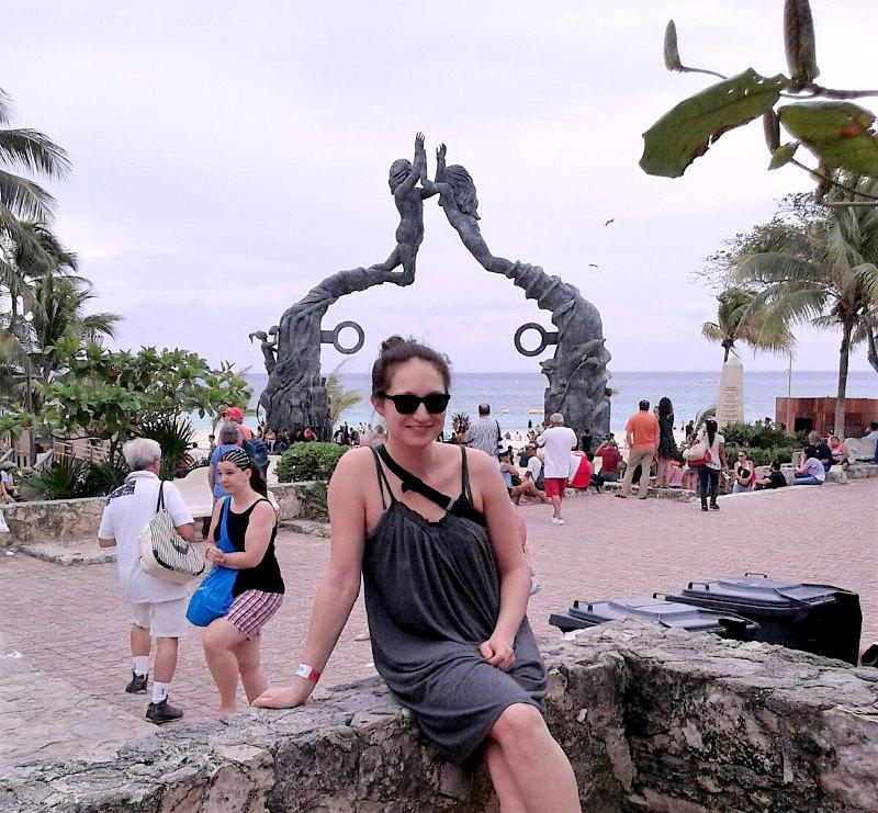 Playa del Carmen - Zwei Monate Mexiko - Meine Reiseroute