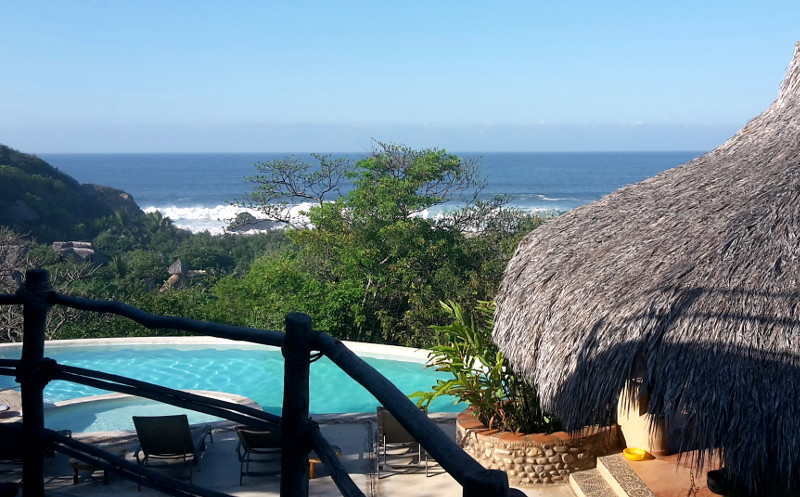 Mar Mazunte - Zwei Monate Mexiko - Meine Reiseroute