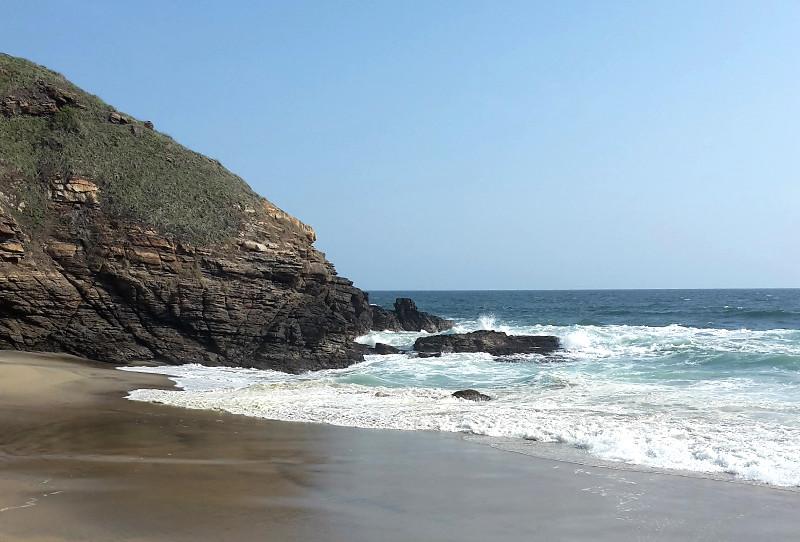 Mazunte Meer - Zwei Monate Mexiko - Meine Reiseroute