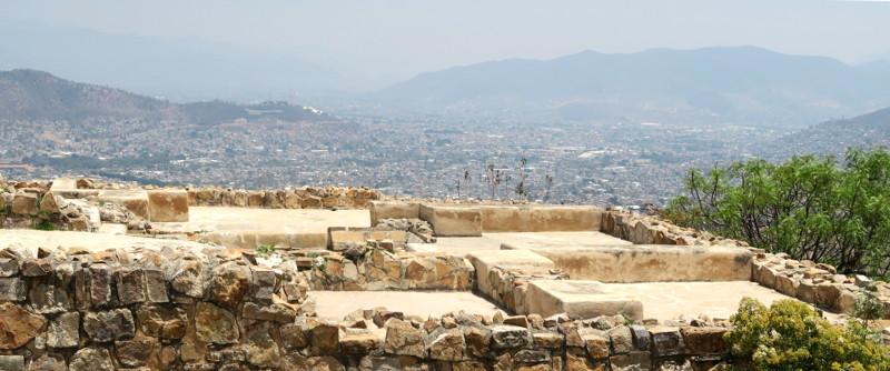 Atzompa2 - Archäologische Stätten rund um Oaxaca City - Meine Top 5