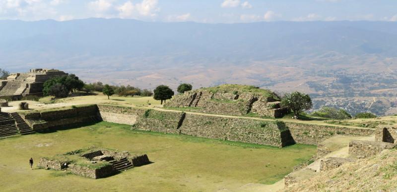 Monte Alban2 - Archäologische Stätten rund um Oaxaca City - Meine Top 5