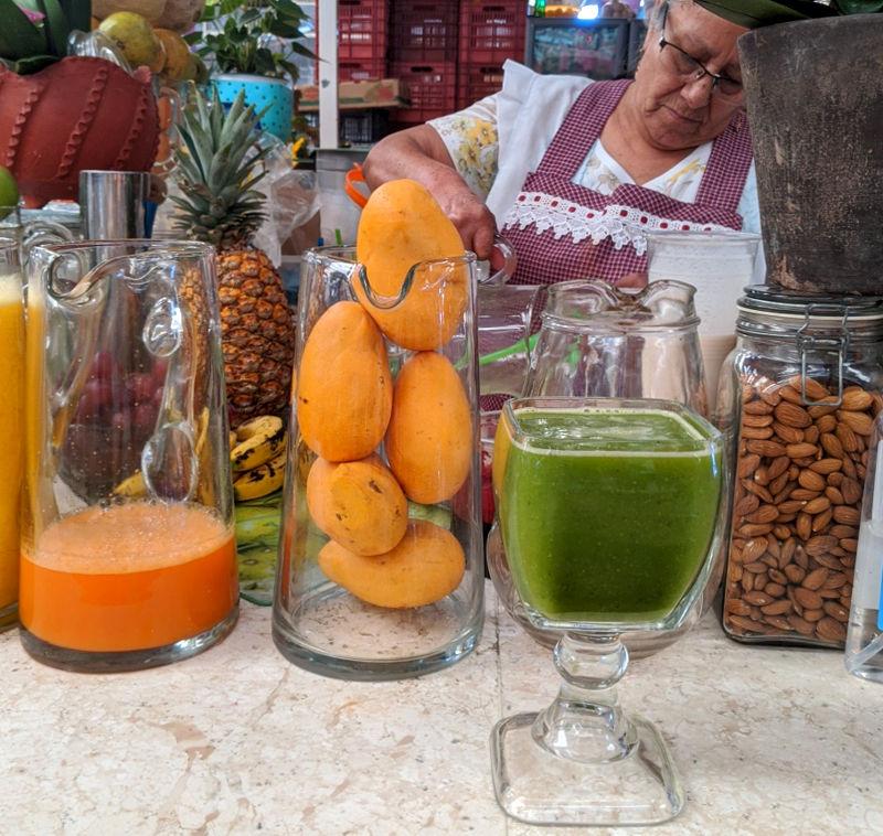 Ofelia jugo verde - Rezept Jugo Verde – Der gesündeste Smoothie Mexikos