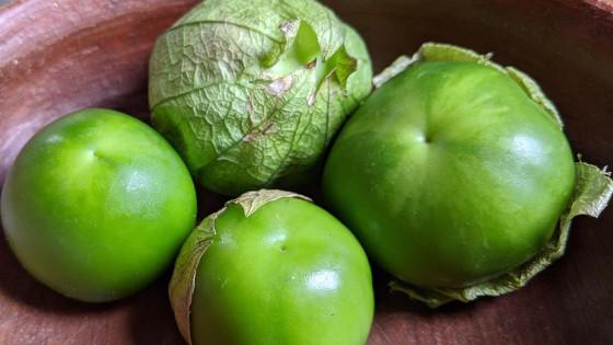 Mexikanische Tomatillos